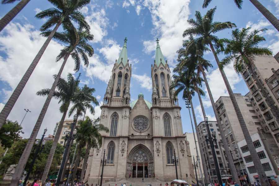 Around SP Tour Privado de dia Completo por São Paulo (8hrs)