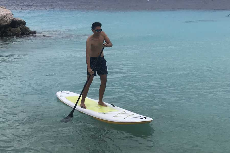 Coral divers 1 hour Rental  SUP