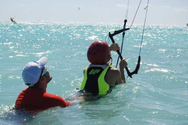 Kite Club Cabarete 1 hour Private Lesson