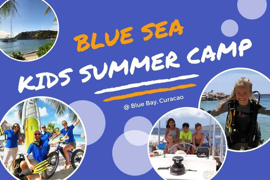 Blue Bay Dive & Watersports Blue Sea Kids Summer Camp