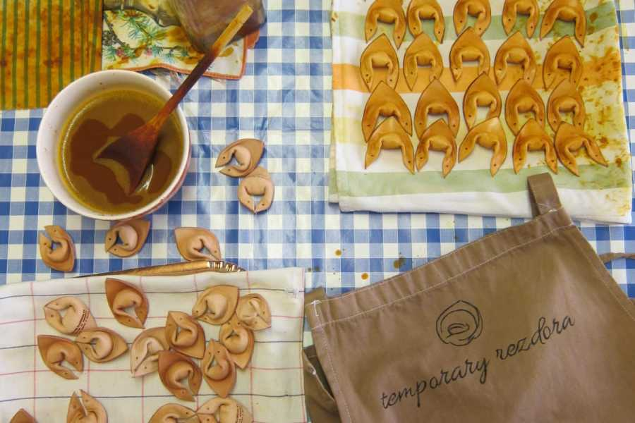 Modenatur Create your Tortellino keychain at Vacchetta Grassa