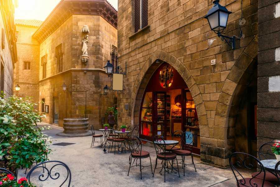 NHUE Barcelona Gothic Quarter: Guided Walking Tour