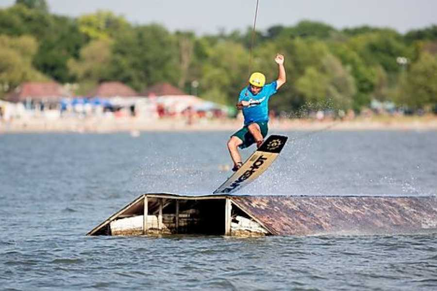 Living Local Hungary Wakeboard