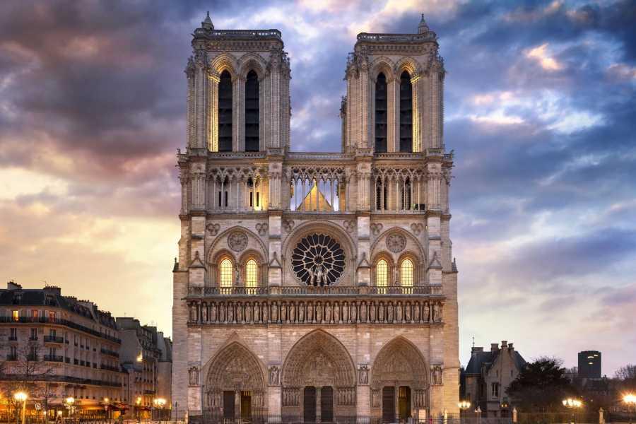 Memories France Visite au cœur de Paris : Notre-Dame et l'île de la Cité