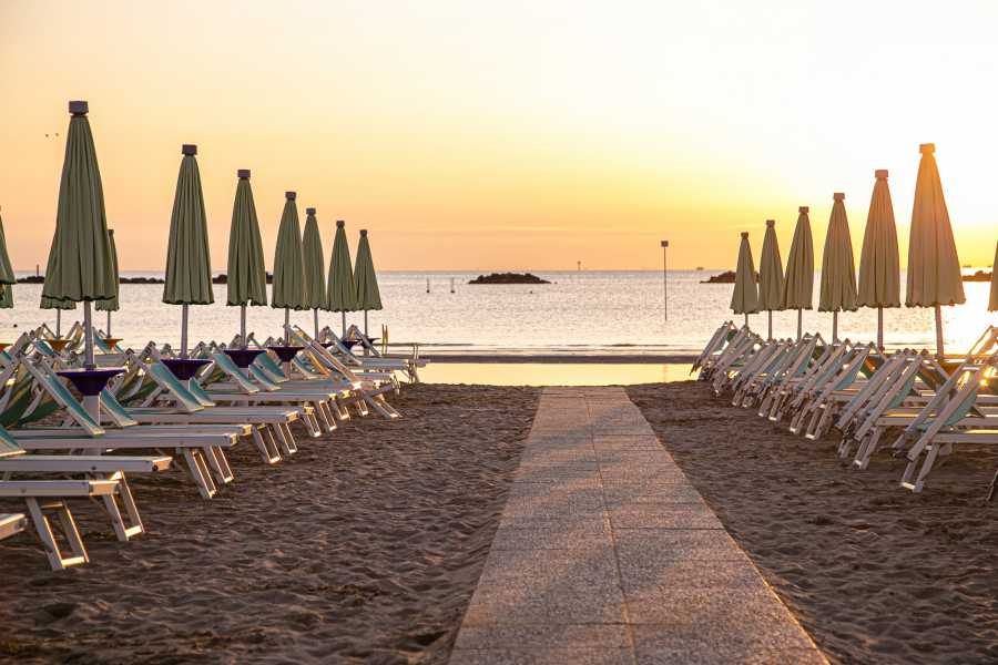 VisitRimini The open gaze to infinity, sunrise tour