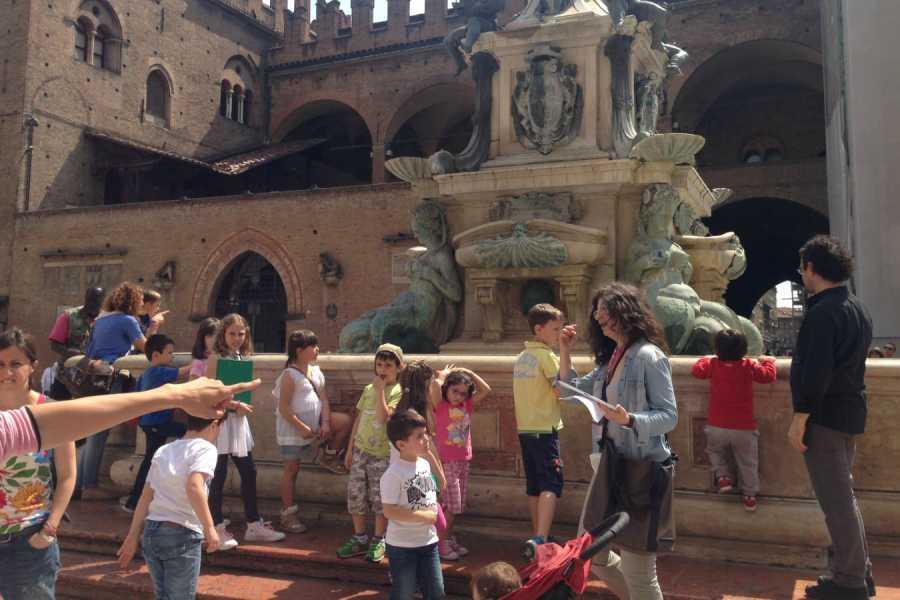 Bologna Welcome Caccia al tesoro per famiglie - Animali nascosti