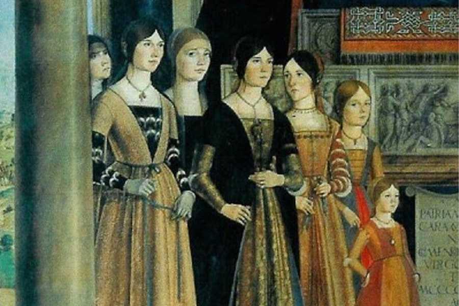 Bologna Welcome Artiste, beate, assassine: storie minori di donne bolognesi
