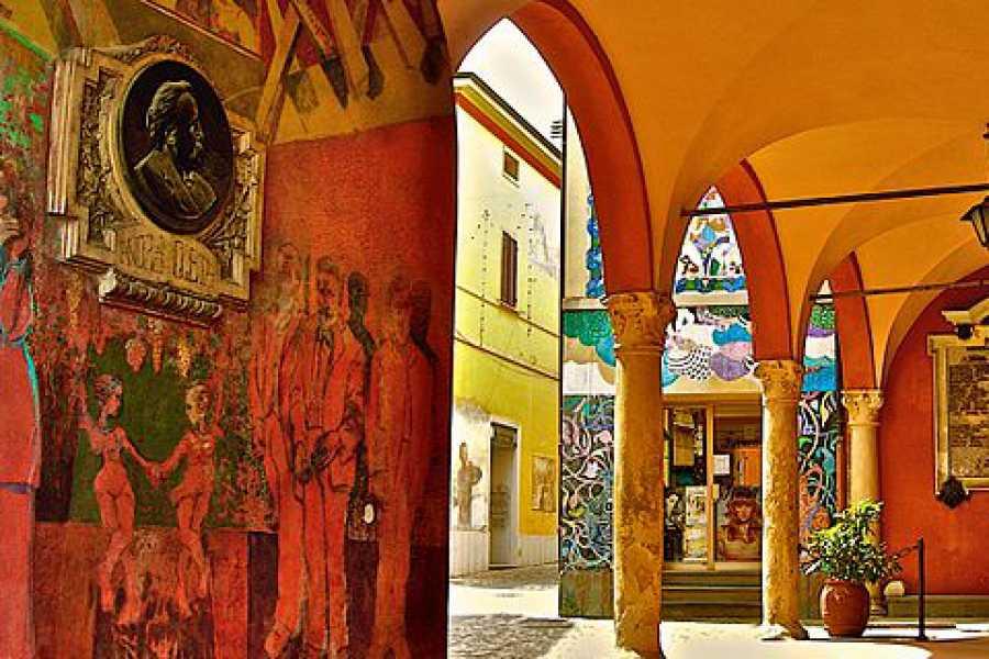 Bologna Welcome La piccola città d'arte di Dozza
