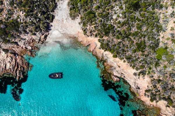 Sailing Ship Excursion in the Arcipelago di La Maddalena