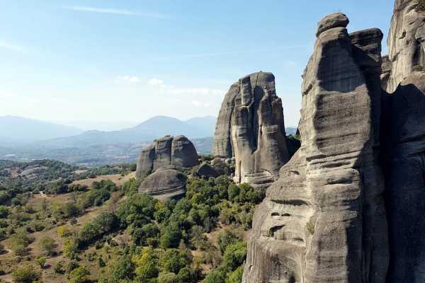 """Meteora, Delphi, Kalampaka & Trikala"" HOTEL 2-Days Private Tour by Van or Minibus / 2 Days with accommodation"