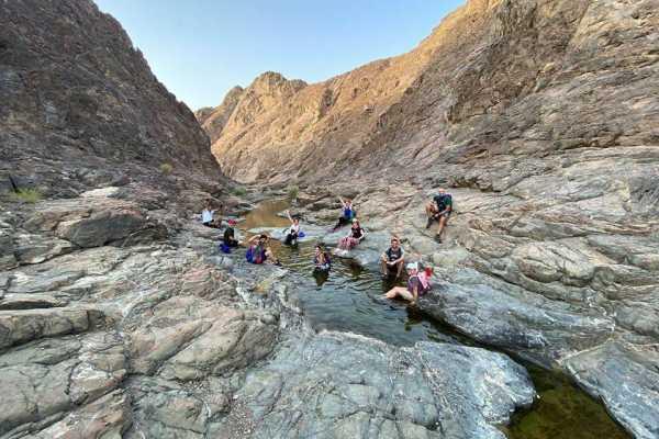 Adventurati Outdoor Hiking, Climbing & Water Crossing - FRIDAY MORNINGS