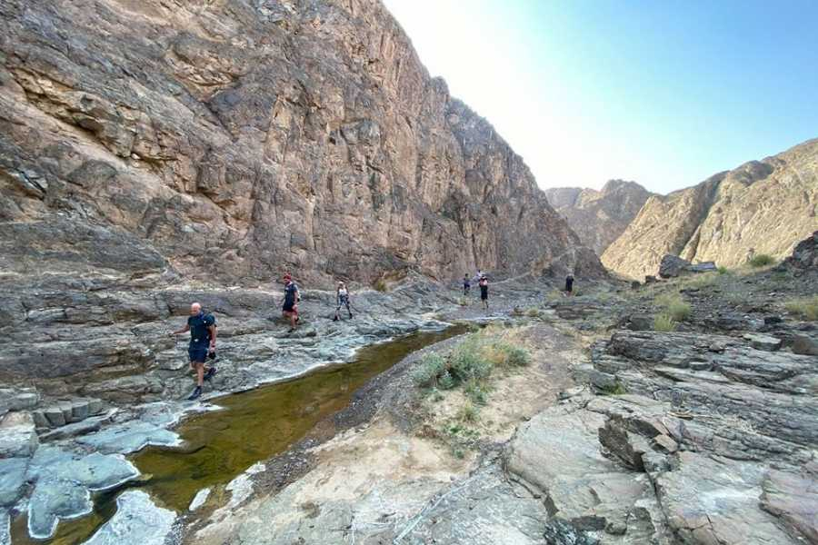 Adventurati Outdoor Hiking, Climbing and Water Crossing - 10 July