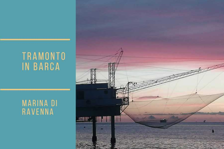Ravenna Incoming Convention & Visitors Bureau Tramonto in Barca a Marina di Ravenna