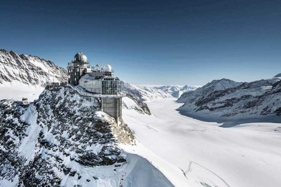 Best of Switzerland Tours Jungfraujoch – Top of Europe from Interlaken