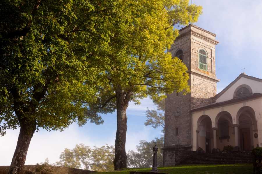 Bologna Welcome - AppenninoSlow Il borgo arroccato di Monteacuto delle Alpi