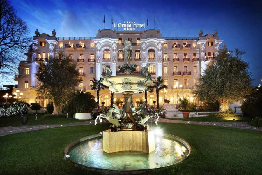 Visit Rimini GRAND HOTEL: DINNER ON THE TERRACE