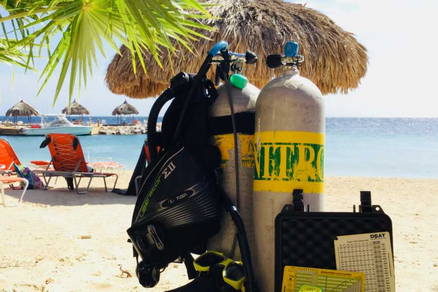 Groove Diving Scuba Dive Set Rental (Full Day)