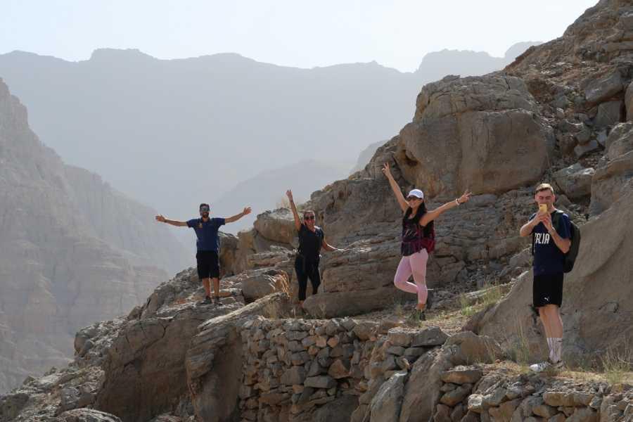 Adventurati Outdoor Samar Trail Night Hike in Jebel Jais - 4 September