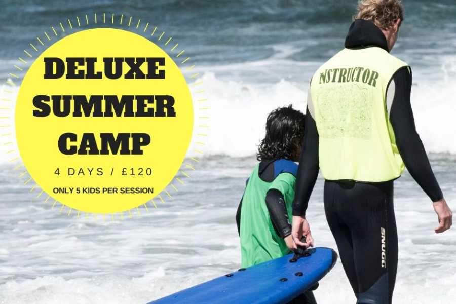 Alive Surf School Deluxe Kids Surf Camp 2020