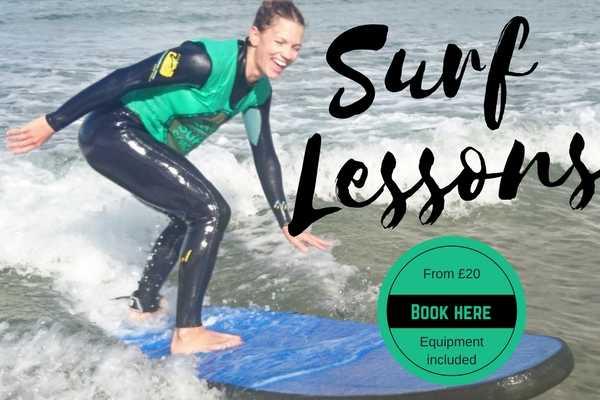 2 Hours Surf Lesson 2020