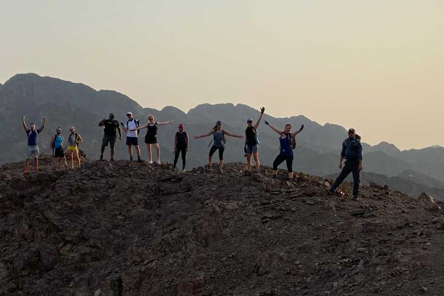 Adventurati Outdoor Hike and Climb - New Route - July 17