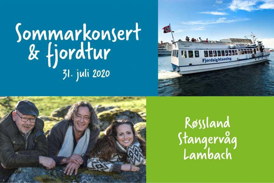 Åkrafjorden Oppleving AS Sommerkonsert og fjordtur