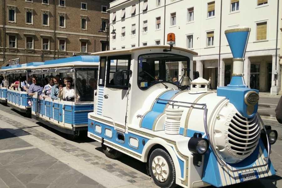 Visit Rimini In centro con il trenino Lilliput