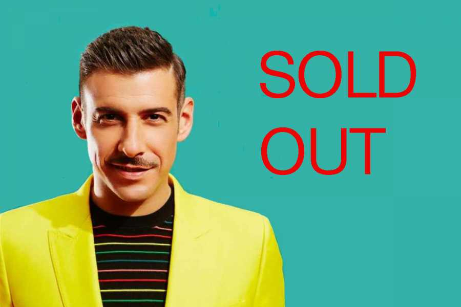 Visit Rimini FRANCESCO GABBANI LIVE | *SOLD OUT*