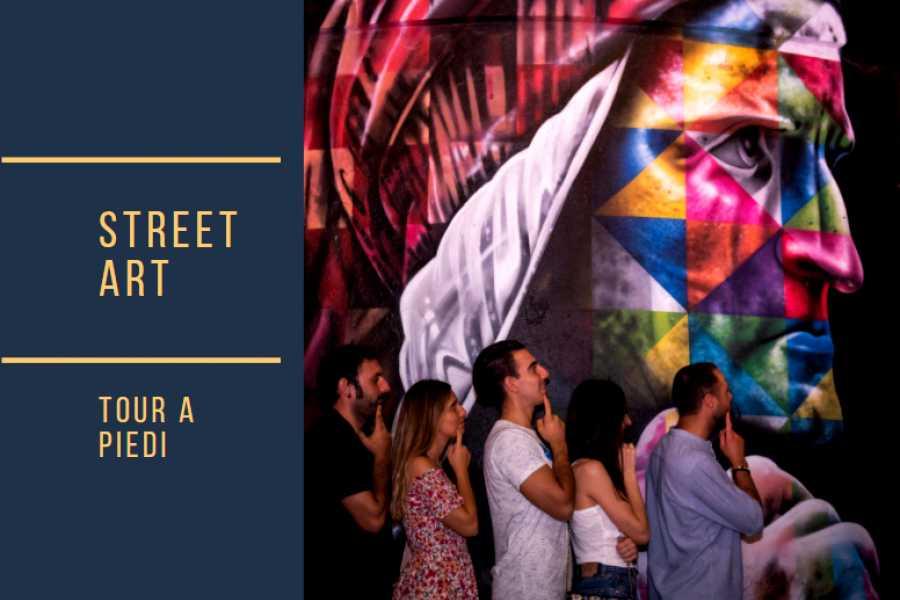 Ravenna Incoming Convention & Visitors Bureau Street Art Friday, parlando con i muri