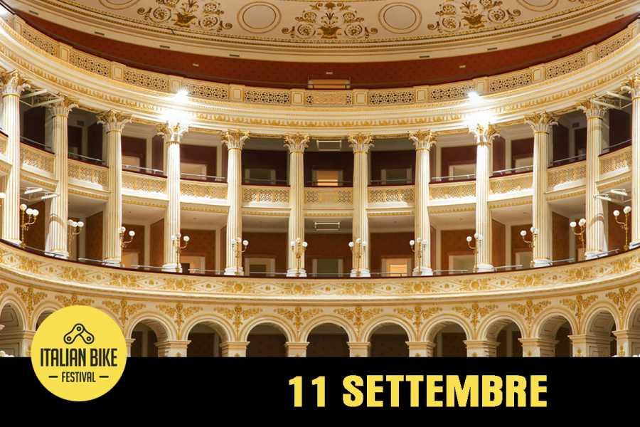 Visit Rimini IBF20 | Visita al Teatro Galli