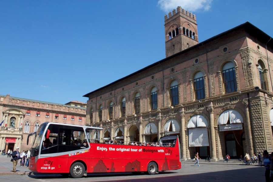 Bologna Welcome - City Red Bus City Red Bus – Hop on Hop off bus