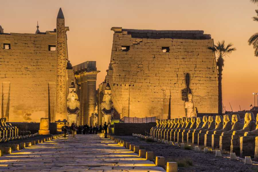 Journey To Egypt Hurghada to Luxor Private Transfer