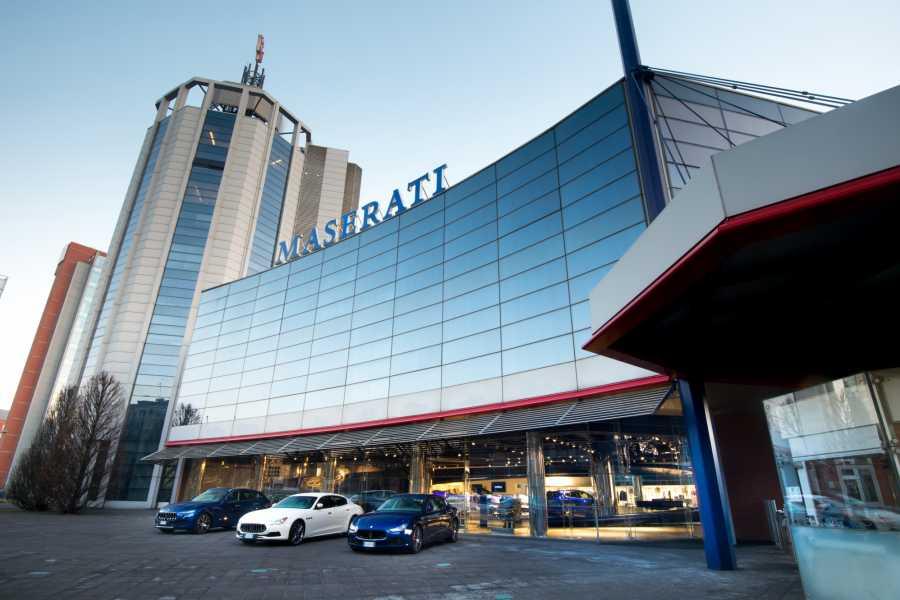 Modenatur Maserati Plant - Tour dedicato ai dipendenti Maserati