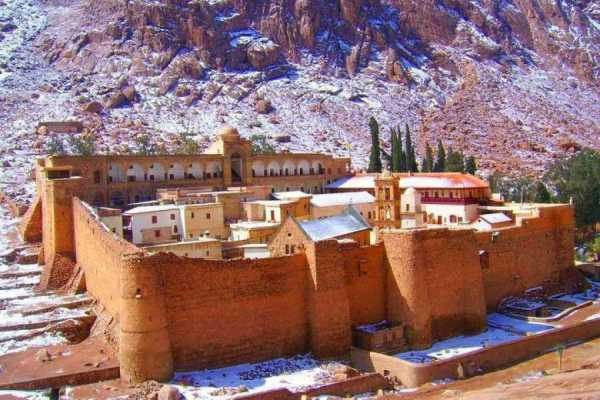 2 DAYS 1 NIGHTS TOUR PACKAGE FROM CAIRO TO SAINT-CATHERINE
