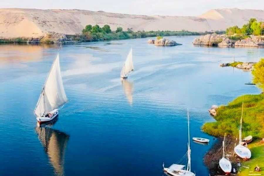 Journey To Egypt Marsa Alam To Aswan Private Transfer