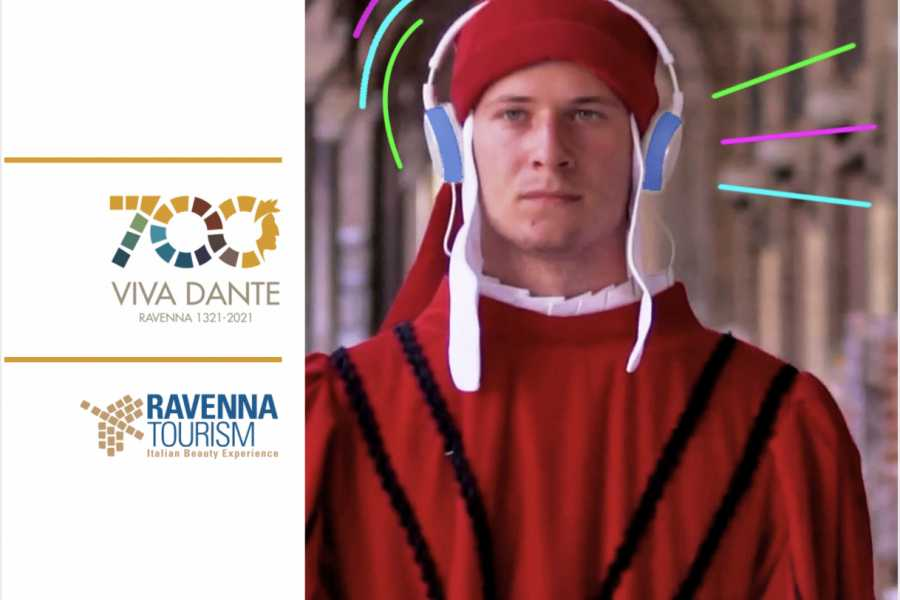 Ravenna Incoming Convention & Visitors Bureau Silent Play per Dante - Visita guidata immersiva