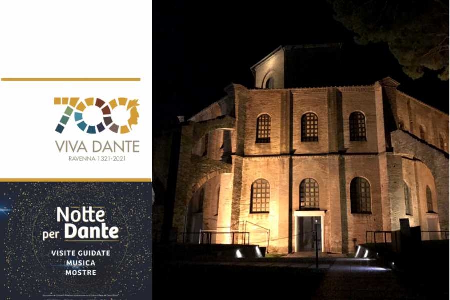 Ravenna Incoming Convention & Visitors Bureau Mosaico di Notte - Speciale Notte per Dante