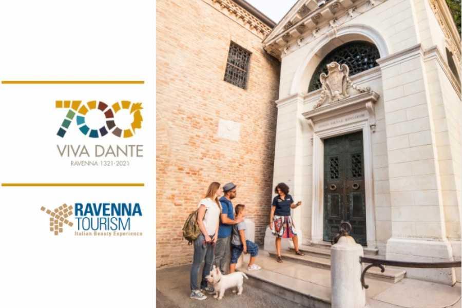 Ravenna Incoming Convention & Visitors Bureau Visita alla Tomba di Dante - Speciale 5 settembre