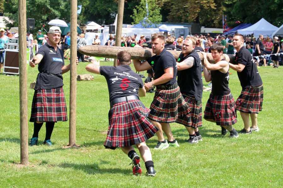 Trekksoft Highland Games