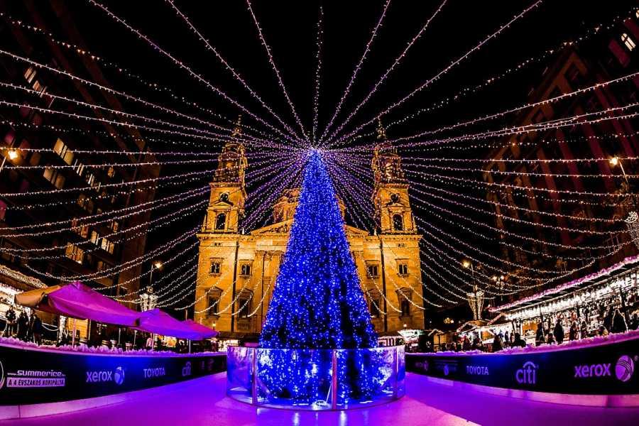 Bus2Alps AG Budapest Christmas Markets
