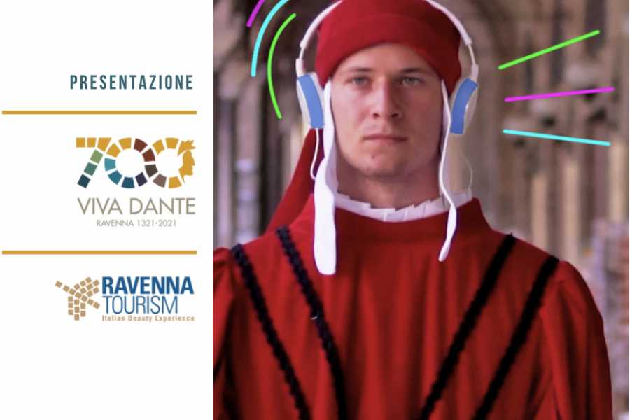 Ravenna Incoming Convention & Visitors Bureau Presentazione di Silent Play per Dante