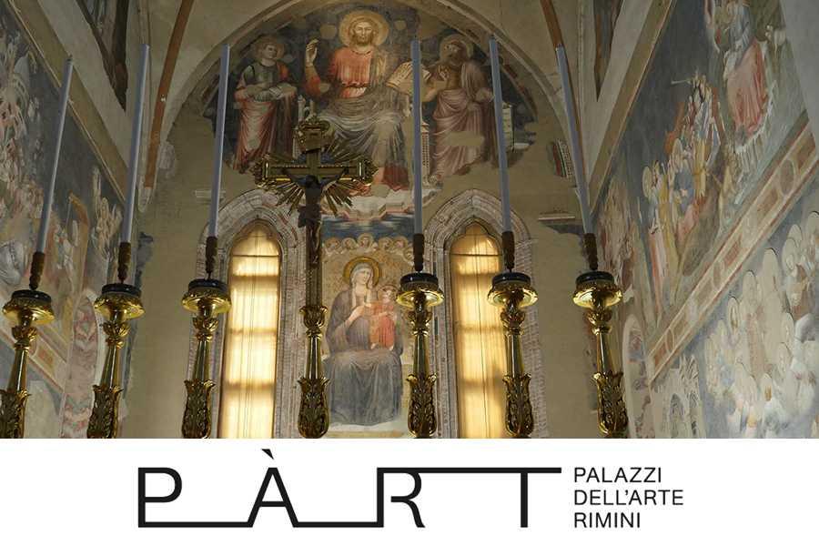 Visit Rimini Il cielo sulla terra: Il Trecento Riminese a Sant'Agostino