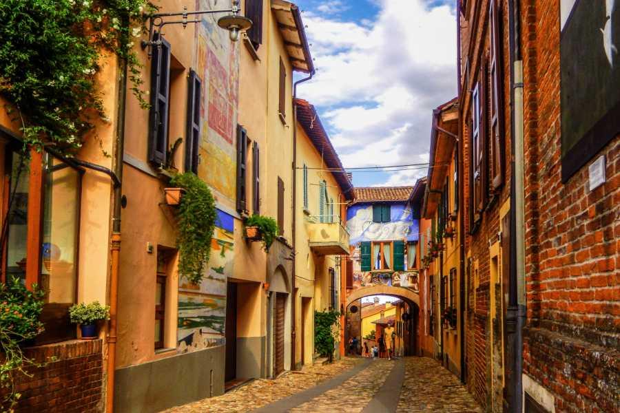 Bologna Welcome I colori di Dozza tra arte e cucina