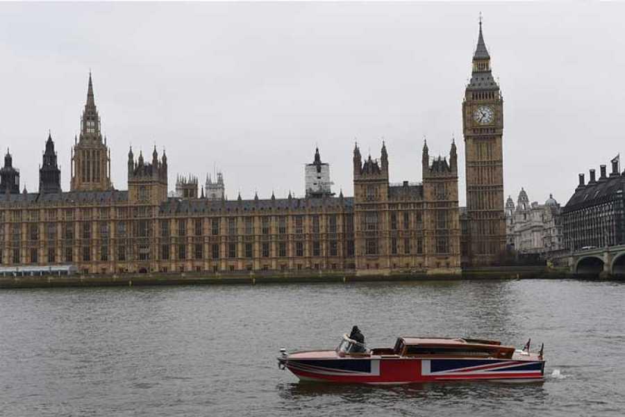 Halal Tourism Britain British Thames Lux