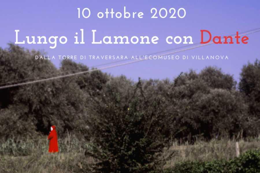 Ravenna Incoming Convention & Visitors Bureau Lungo il Lamone con Dante