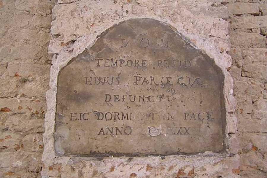 Modenatur Anno 1630: la peste a Modena