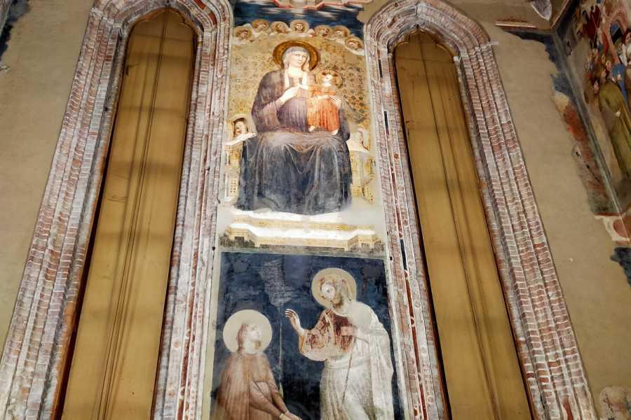 Visit Rimini DIALOGO TRA LE ARTI - visita al PART e alla Chiesa di Sant'Agostino