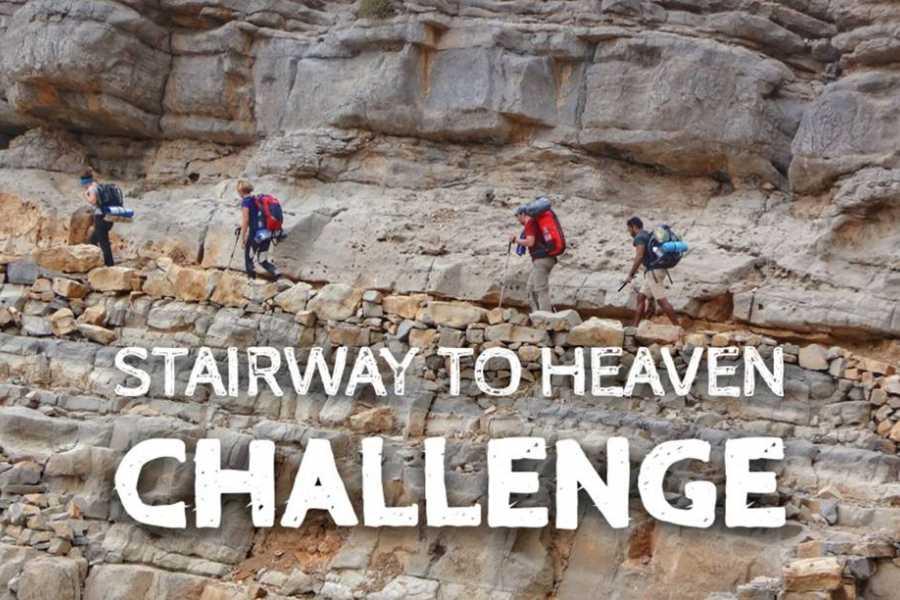 Adventurati Outdoor Backpacking Stairway to Heaven Reverse route (Fri/Sat - 18/19 Dec)