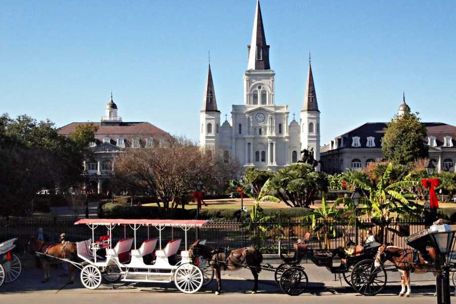 Dream Vacation Tours LOUISIANA (LAFAYETTE-NEW ORLEANS) / NASHVILLE / MEMPHIS FALL DREAM TOUR
