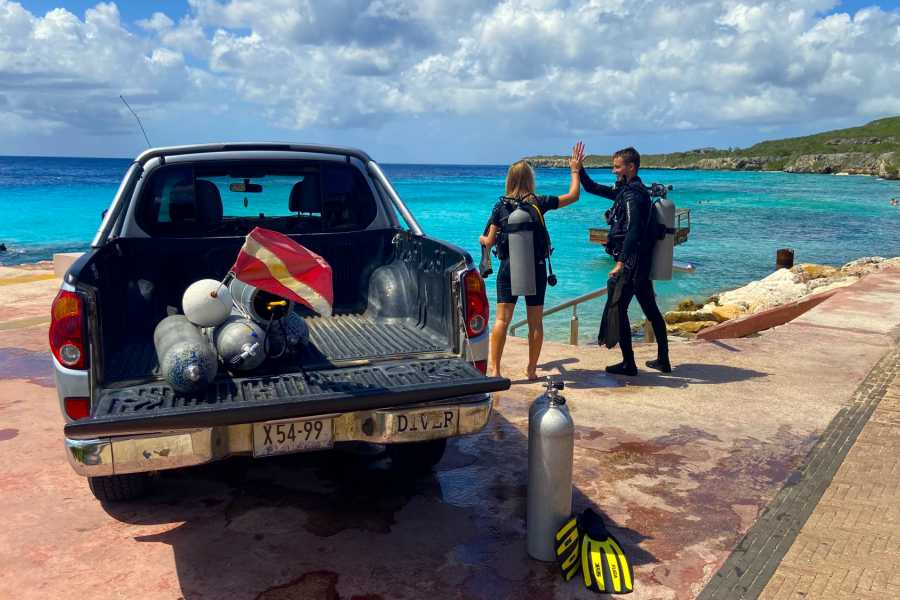 Coral divers Dive & Drive